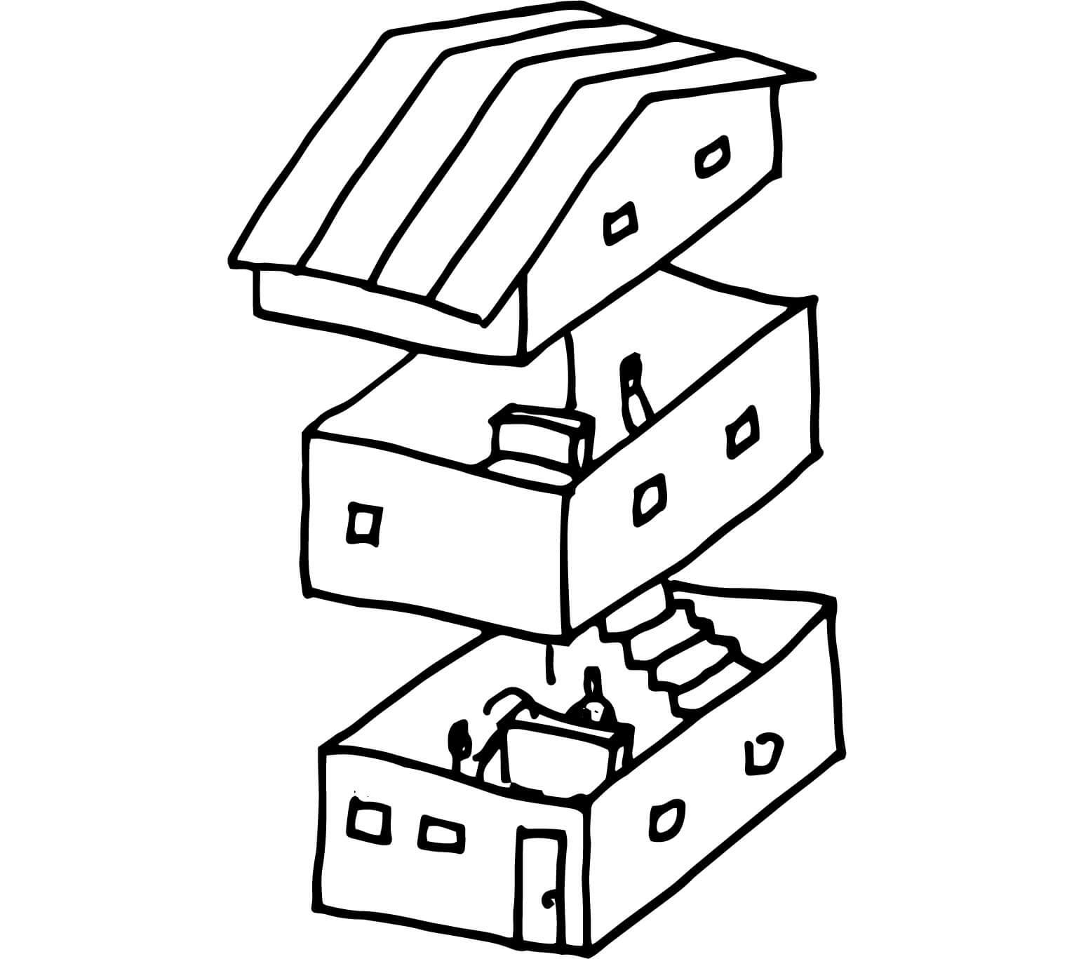 維持管理内装や設備のメンテナンスを容易に行える住宅